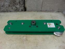 Greenlee Delux Force Gauge Model 00967 For Tugger Puller Only What Is Pictured