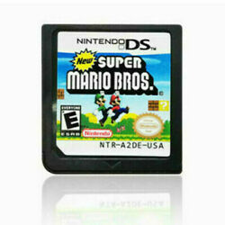 New Super Mario Bros Game Card For Nintendo Ndsl Dsi Ds 3ds Xl 2ds Nice Gift