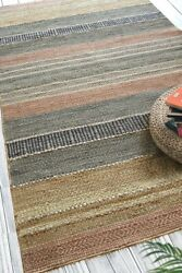 Handwoven With 100 Hemp + Wool Cambrai Rug Texture Of This Weave Create A Truly