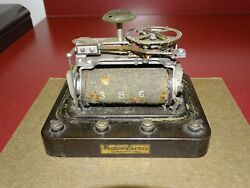 Western Electric No. 60a Telephone Railroad Selector Unit