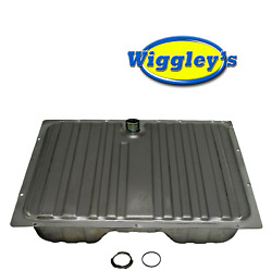 Stainless Steel Fuel Tank If28a-ss For 65 66 67 68 Ford Mustang Mercury Cougar