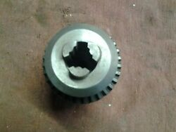 Jacobs 36kd Positive Clutch Drive Drill Chuck And Key .18-.80 Cap 3 Taper 20mm