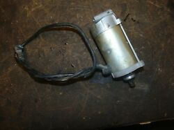1977 1978 1979 1980 79 Kawasaki Kz1000 Kz 1000 Starter With Cable Tested Look