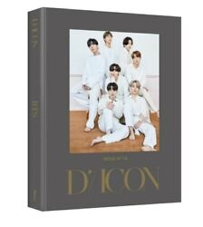 [on Hand] Bts Dicon Vol 10 English Ver - Group Full Set - Brand New And Sealed