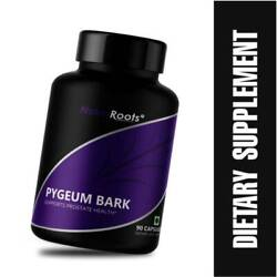 Pygeum Bark Extract Prostate Health Support 100mg
