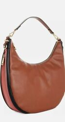 NEW INC International Concepts INC Kolleene Colorblocked Hobo for Macy#x27;s NWT $35.00