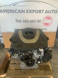 Engine Assembly Mercedes S-class 07 08, 221 Type, S550, Rwd, Tested