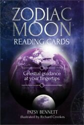 Zodiac Moon Reading Cards Celestial Guidance At Your Fingertips