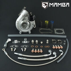 Mamba Bolt-on Ball Bearing Turbo Gt2971r 84t For Toyota 7m-gte Ma70 Supra Soarer