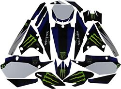 Dcor Complete Kit Monster Energy 20-50-254 Graphics Stickers 13-3065 4302-6157