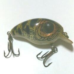 Heddon Old Crank Collection Fishing Equipment Lure Used Fish Bait 40mm 982/ak