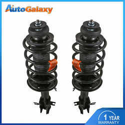 Pair Front Struts Shocks Absorbers For 2004-2012 Chevy Aveo Fwd 1.6l 11403 11404