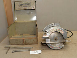 Rockwell Porter Cable 315 Circular Saw Builders Heavy Duty Collectible Tool S10
