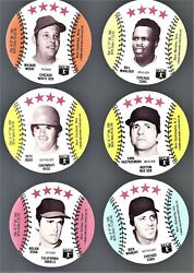 1976 Isaly's And Sweet Williams Restaurants Collectors Cards Mint Condition.