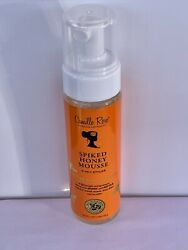 Camille Rose Spiked Honey Mousse - 4 In 1 Styler - Nettle Root Infused 8 Oz