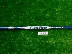 Project X Even Flow Blue Hand Crafted 6.5 X-stiff 75g Driver Shaft Uncut New