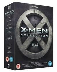X-men Collection Blu Ray