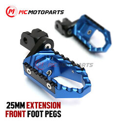 25mm Adjustable Trc Front Wide Footpegs For Ducati Monster S4 916cc 00-02 00 01