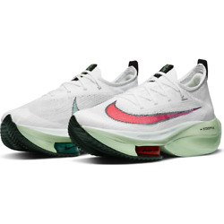Nike Air Zoom Alphafly Next Race Running Shoes Womens Cz1514-100