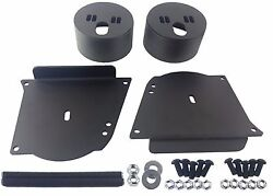 Bolt On Front Air Bag Brackets Air Ride Suspension For 64-72 Chevelle Gm A-body