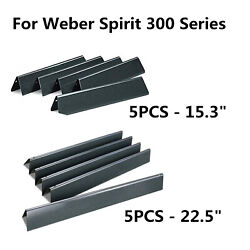 15.3 / 22.5 7636 7537 Replacement Flavorizer Bars For Weber Spirit 300 Series