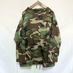 Engineered Garments Workaday Smock Popover Ripstop Camo Size S Mens Used