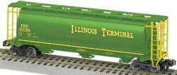 Lionel 48655 American Flyer 164 Cylindrical Hopper Illinois Terminal