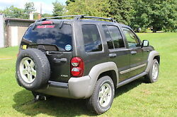2005 2006 Jeep Liberty 2.8l Crd Diesel Automatic Transmission 4wd Only