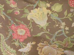 Zimmer And Rohde Travers Beaumont Indienne Designer Fabric And Coord Remnants