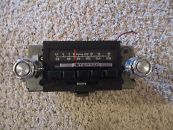 1970and039s Ford Car/truck Am/fm Radio