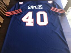 New No Tags Gale Sayers Chicago Bears Stitched Jersey Sz 56