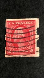 American 2 Cent Stamp