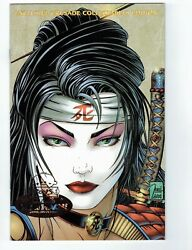 Shi The Way Of The Warrior 12 Vf/nm Crusade Collectables Horihachi Toys Edition