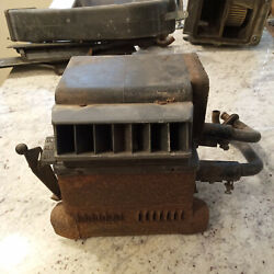 Heater Box With Core And Lines For 1973 To 1984 Toyota Landcruiser Fj40