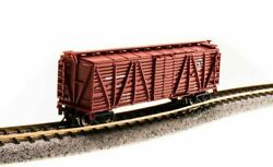 Broadway Limited N Scale 3569 Gn Stock Car With Chicken Sounds New In Box