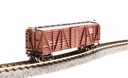 Broadway Limited N Scale 3573 Gn Stock Car With Sheep Sounds New In Box