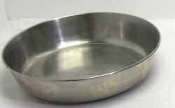Revere Ware 95c 9 Pie / Cake Pan W/ No Handle Made In The Usa