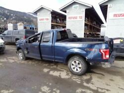 Trunk/hatch/tailgate Without Tailgate Step Fits 15-17 Ford F150 Pickup 8043601
