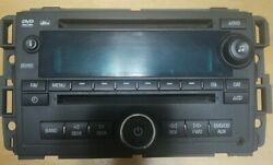 2007 - 2013 Chevy Tahoe Dvd Cd Radio + Free Roof 8in. Monitor.