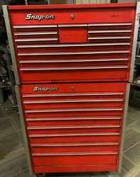 Snap On 18 Drawer Tool Box