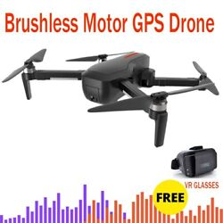 4k Drone Profissional Drones With Camera Hd Fpv Drone Gps Rc Helicopter Racing D