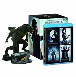 Columbia Pictures 90th Anniversary Underworld Blu-ray Complete Box Free Shipping