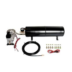 United Pacific 46140 Heavy Duty Air Compressor And Tank Kit