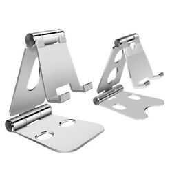 Tablet Stand Multi-angle Non-slip Desk Tablet Phone Holder For Ipad Tab Kindle