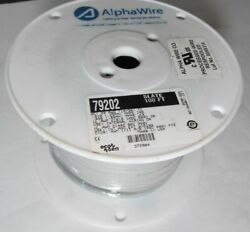 New 100ft Spool Alpha Wire 79202 Ecoflex Flexing Control Cable 3c 20awg 600v
