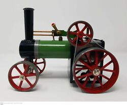 Mamod Steam Traction Engine Tractor T.e.1a Very Clean And Excellent Condition