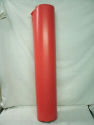 Wrapping Paper Roll--dept Store Red-white Polka Dot --all Occassion-- New