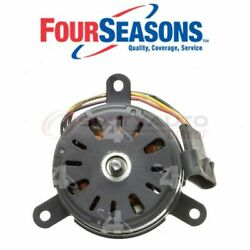 Four Seasons Ac Condenser Fan Motor For 1995-1996 Ford Mustang - Heating Air Ok