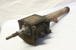 Original 1960and039s Amc 3-speed Transmission Assembly W/ Tail Shaft T96c-7j T96c-1d