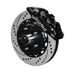 Wilwood 140-12824-d W6a 14.25 Front Disc Brake Kit, 1997-04 Ford F150